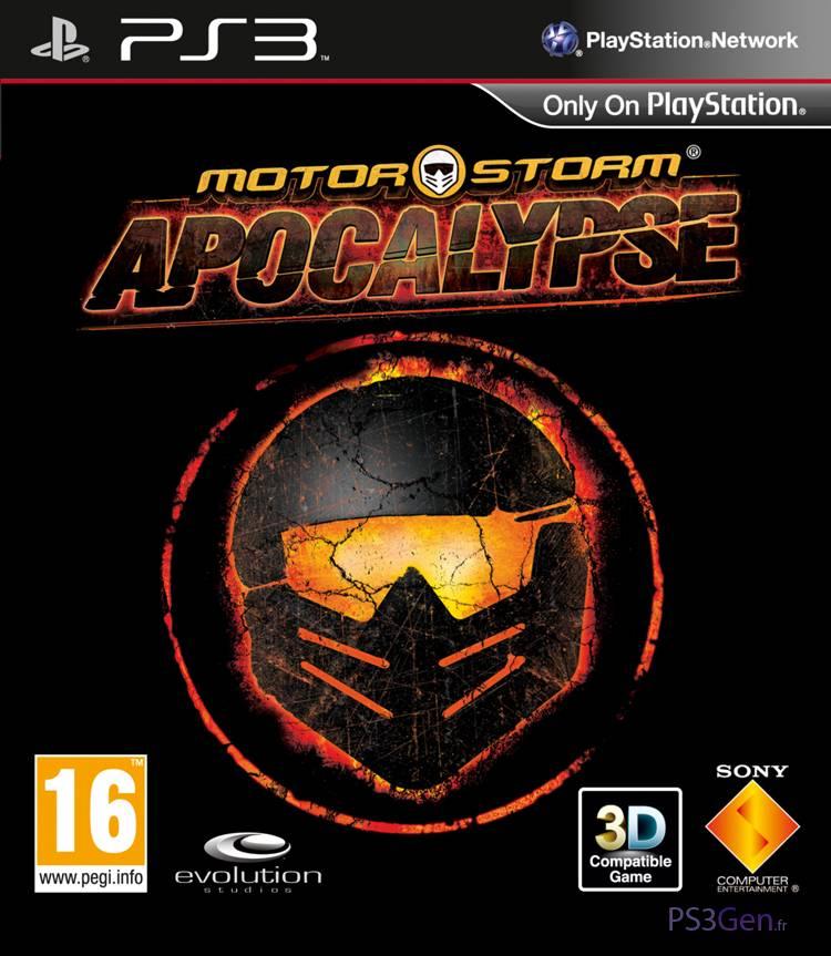 MotorStorm Apocalypse[PS3]